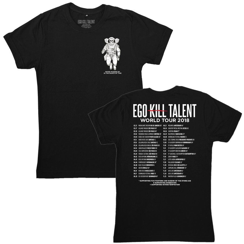 Ego Kill Talent - World Tour 2018