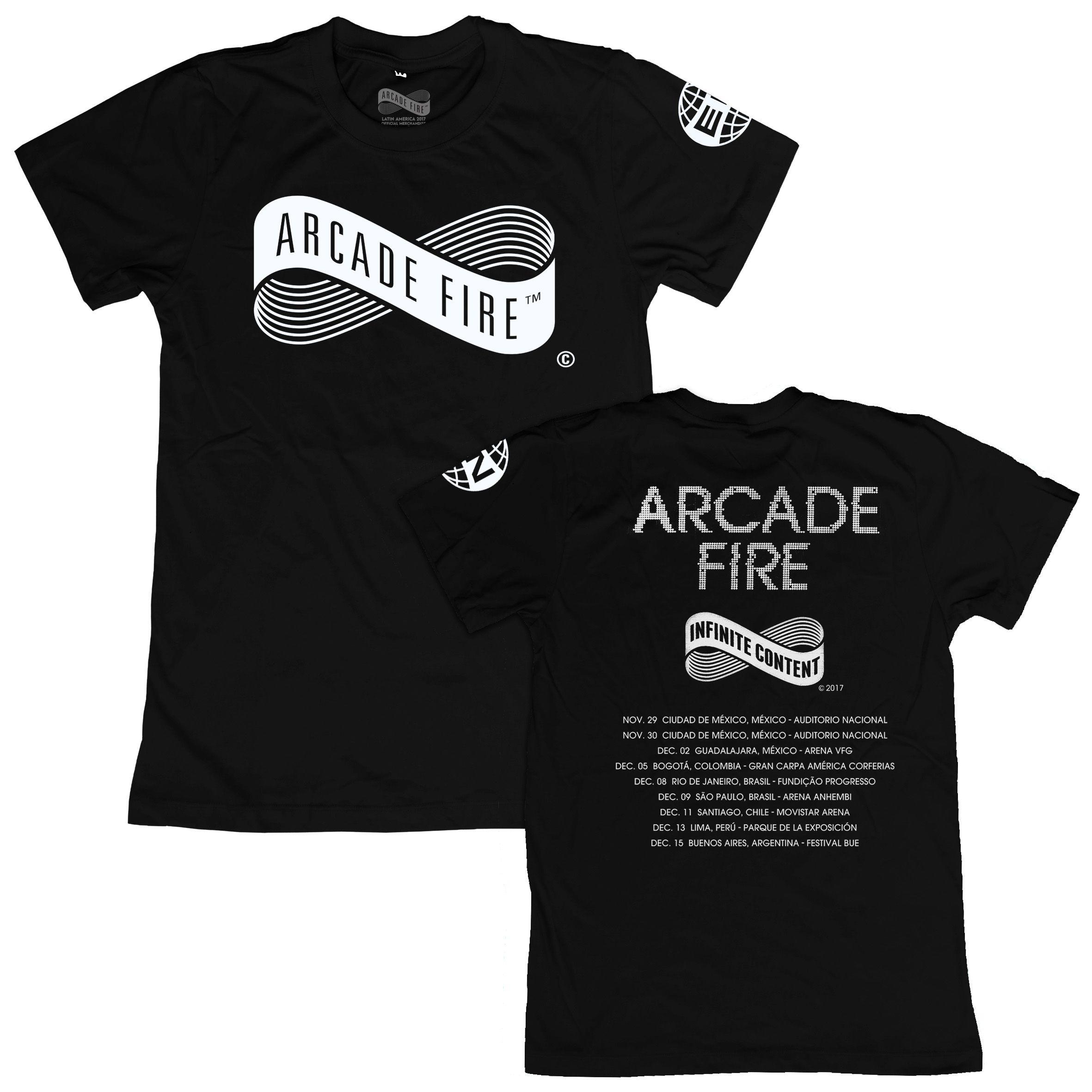 Arcade Fire - Infinity Tour
