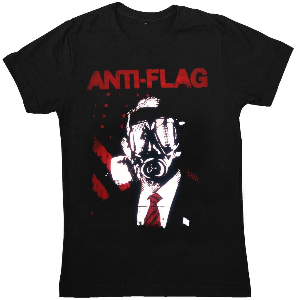 Anti-Flag - Gas Mask