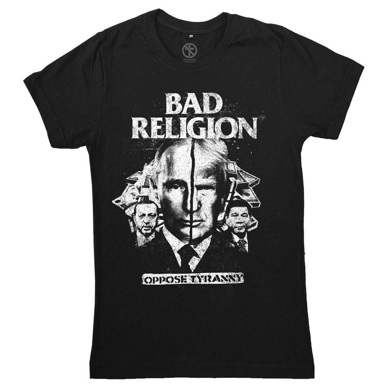 Bad Religion - Oppose Tirany
