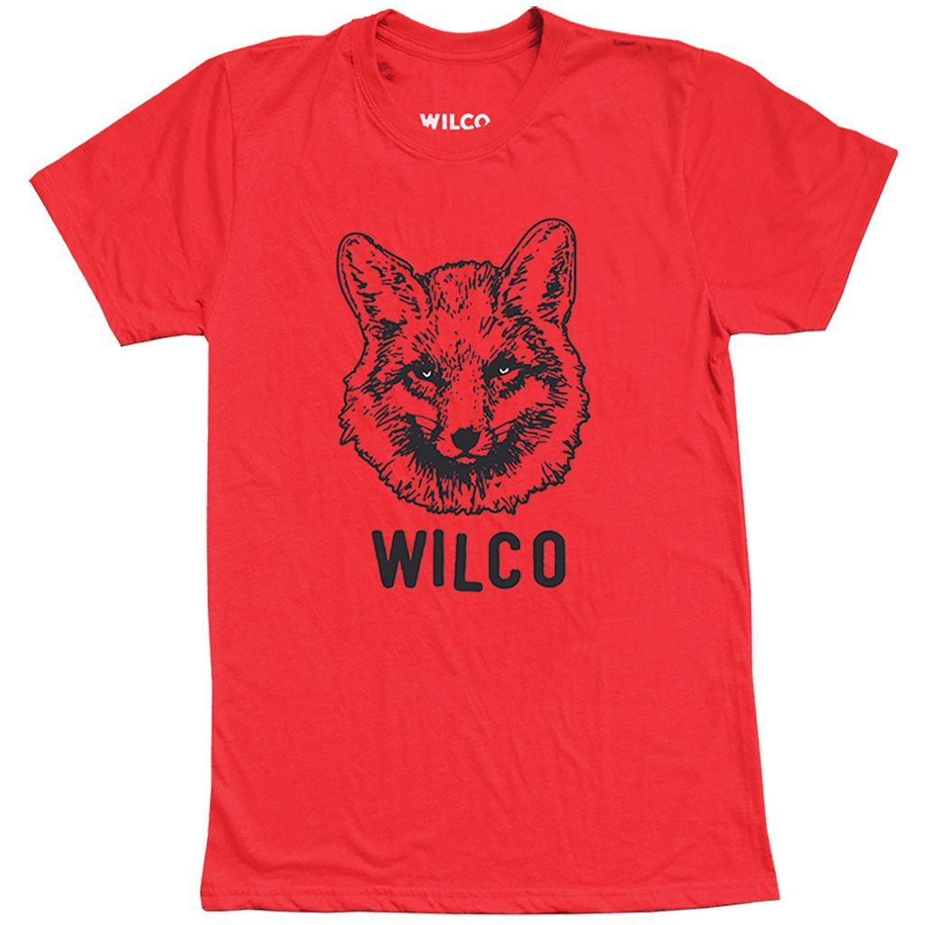 Wilco - Fox [Vermelho]