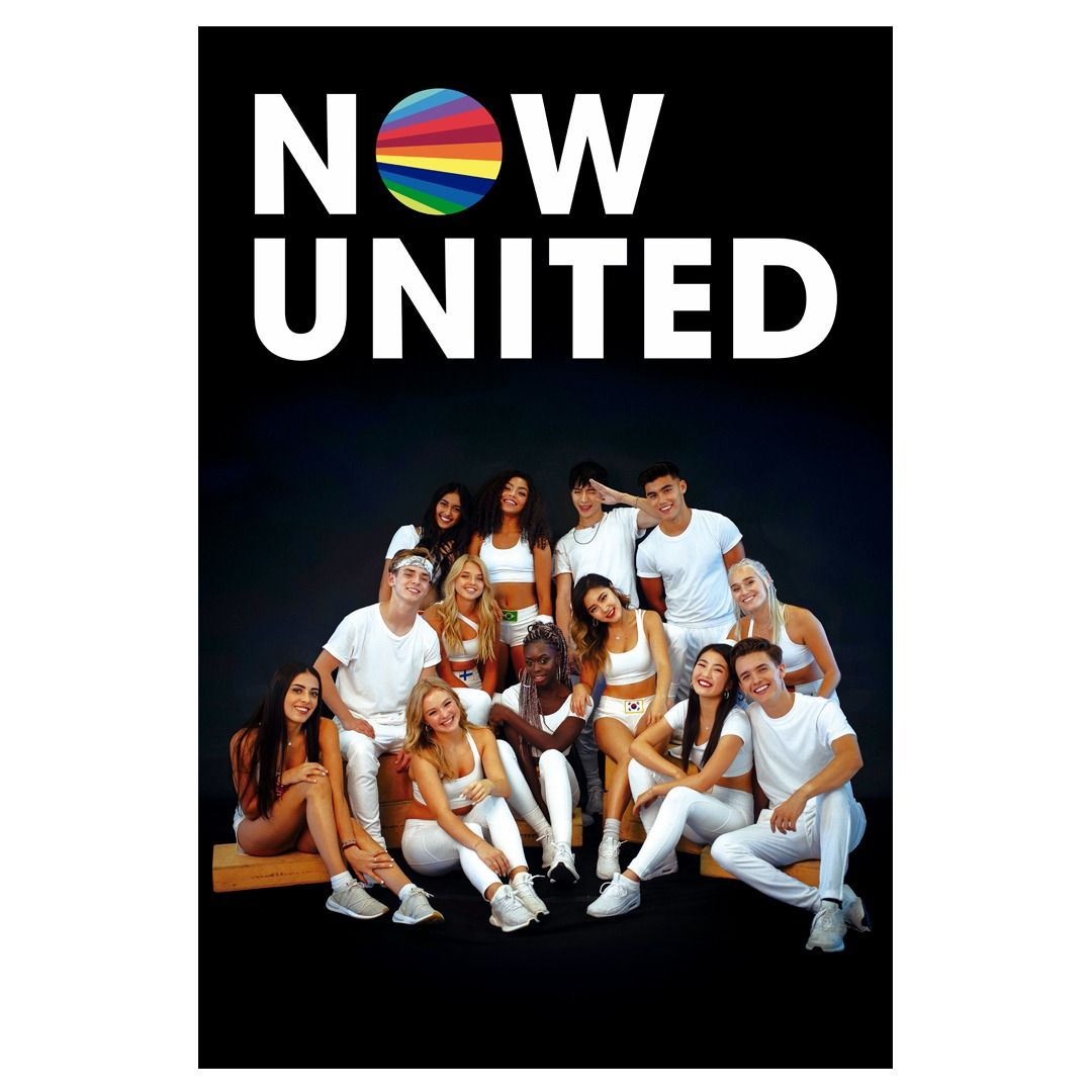 Now United - Group Photo [Pôster c/ Tubo]