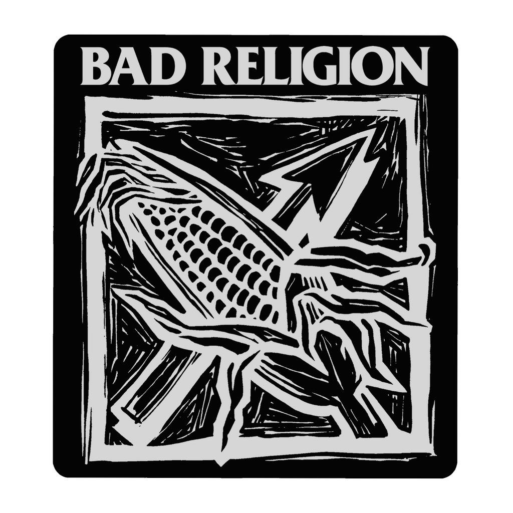 Bad Religion - Against The Grain [Adesivo]