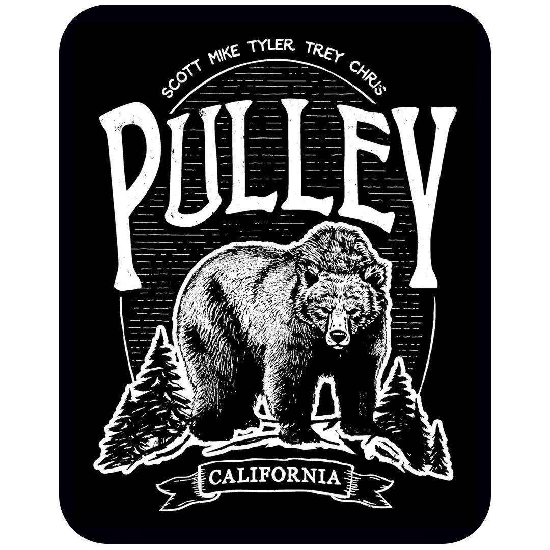Pulley - Bear [Adesivo]