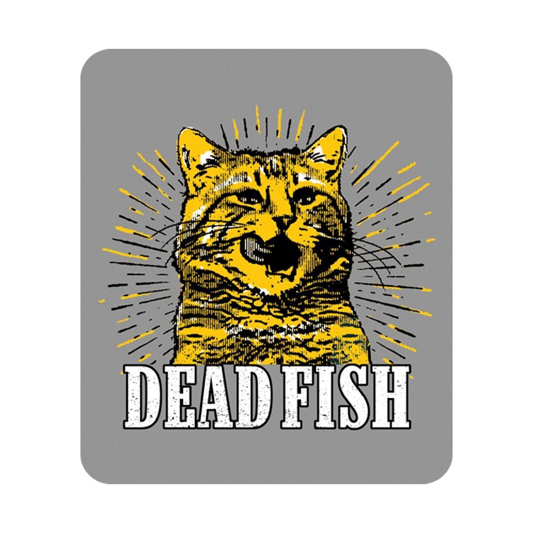 Dead Fish - O Gato [Adesivo]