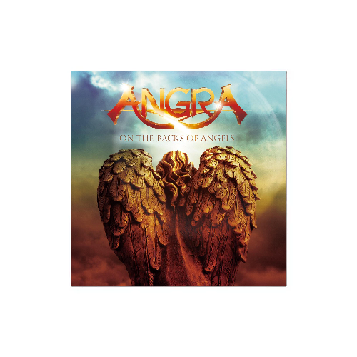 Angra - On The Backs Of Angels [CD Importado]