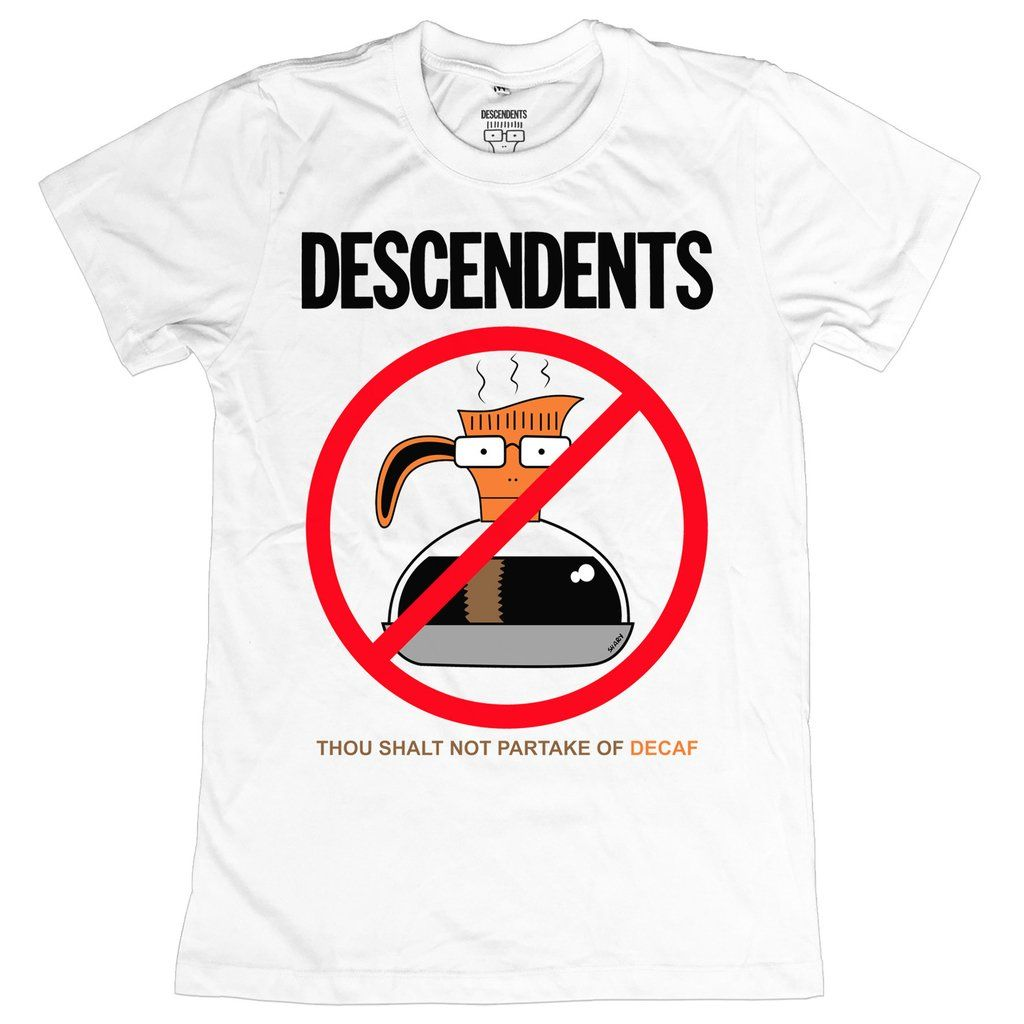 Descendents - Thou Shall Not Tee