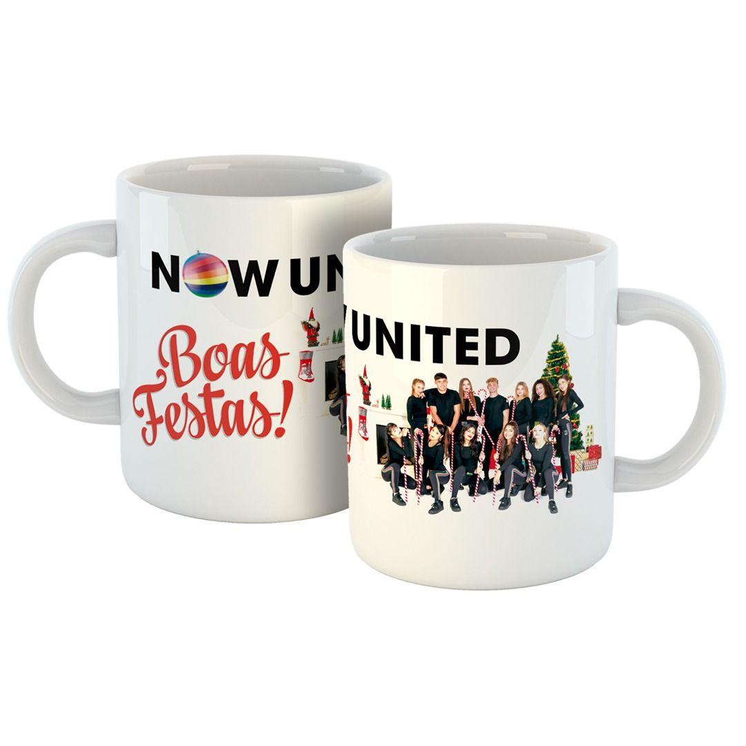 Now United - Natal United [Caneca]