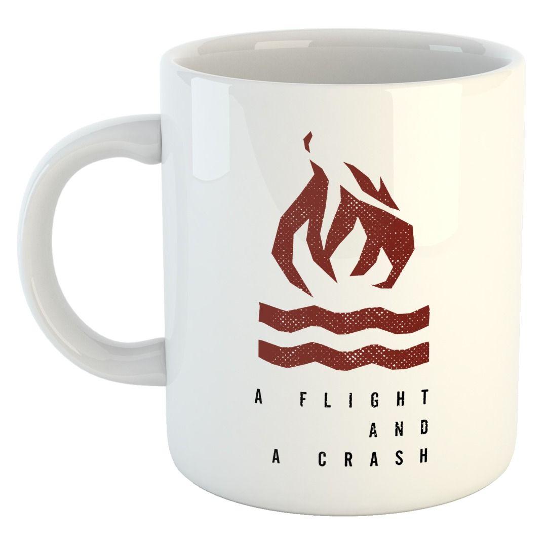 Hot Water Music - A Flight And A Crash Logo [Caneca]