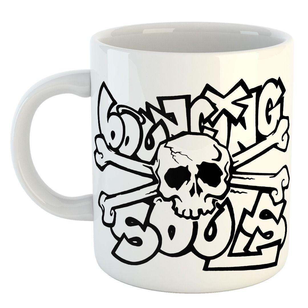 Bouncing Souls - Skull and Bones [Caneca]