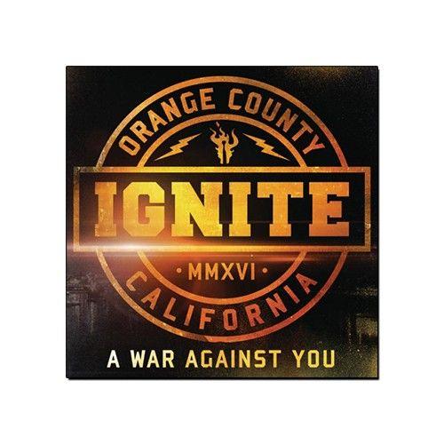 Ignite - A War Against You [CD Digipack]