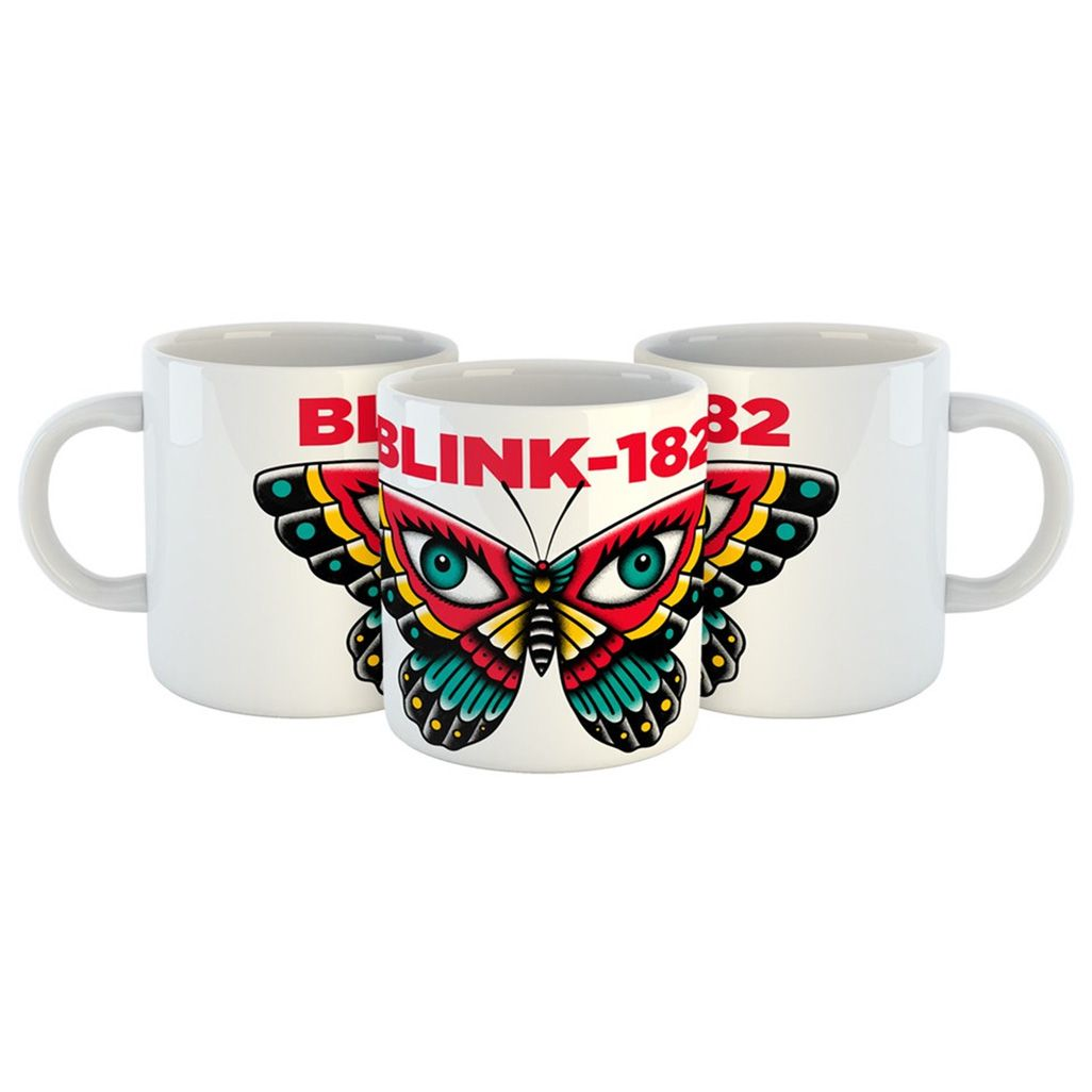 blink-182 - Butterfly [Caneca]