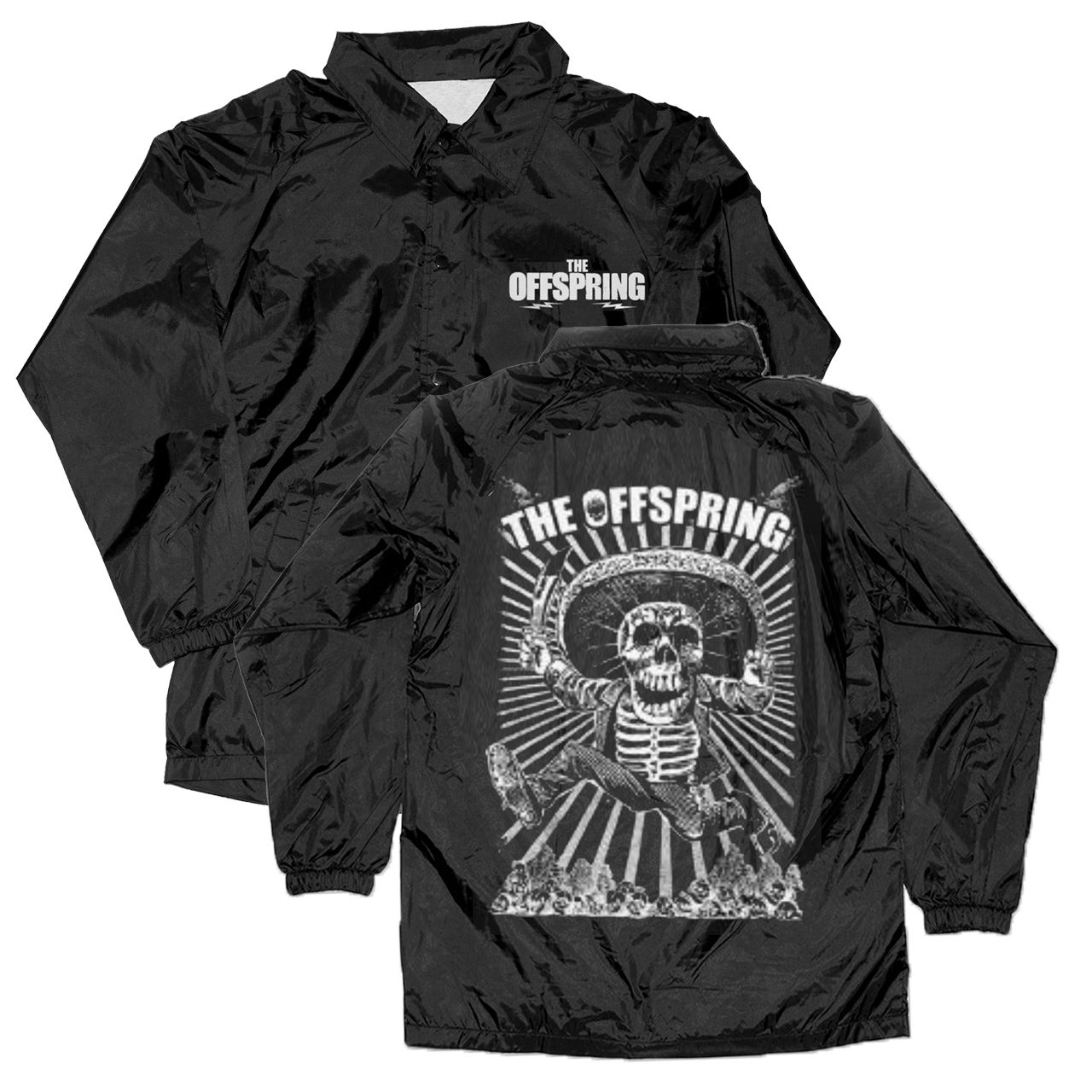 The Offspring - Skeleton Jumping Tour 2019 [Windbreaker]