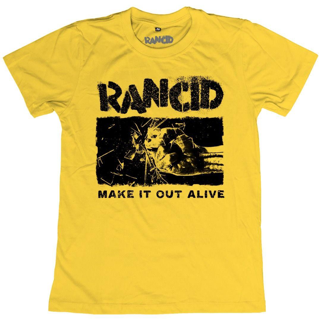 Rancid - Shaterred