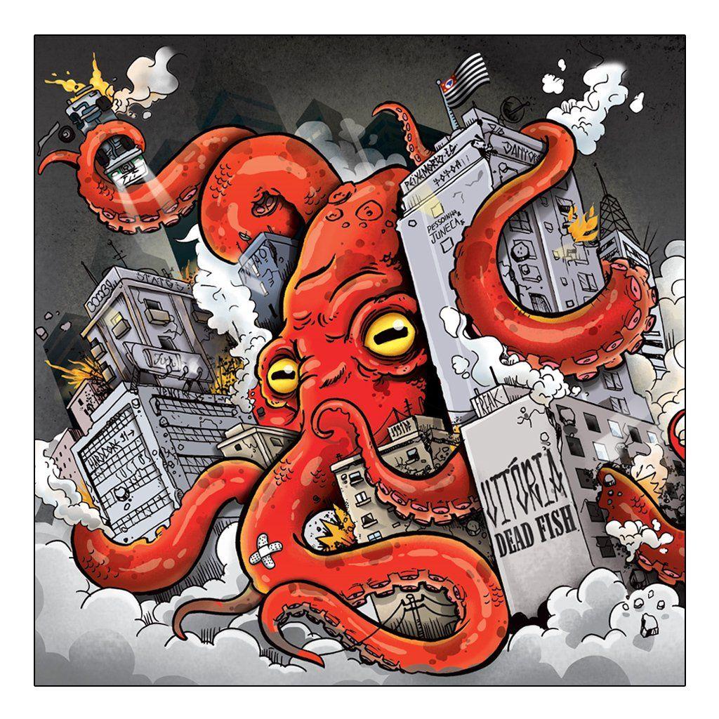 Dead Fish - Vitória [LP Vermelho]