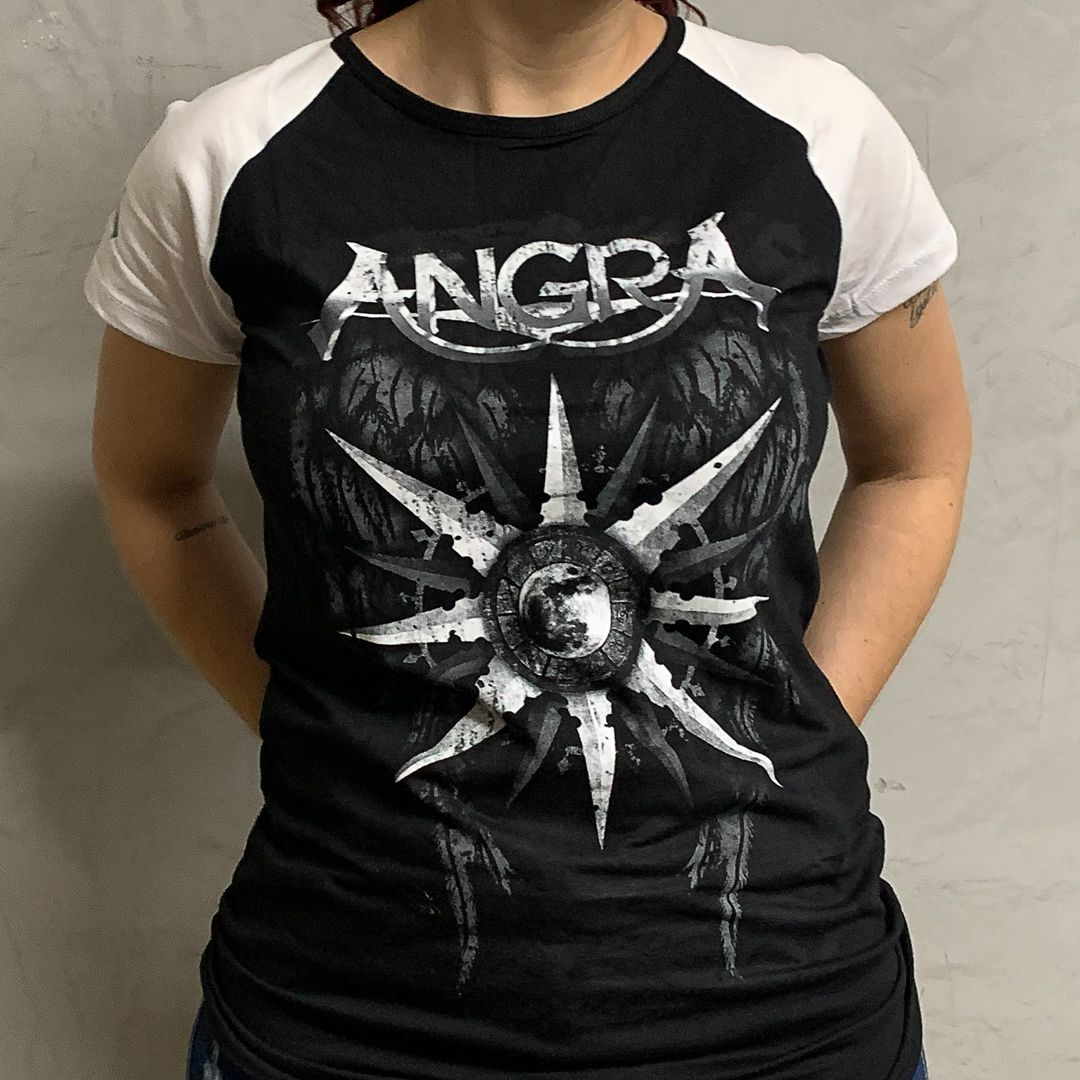 Angra - Wind Rose [Raglan Feminina]