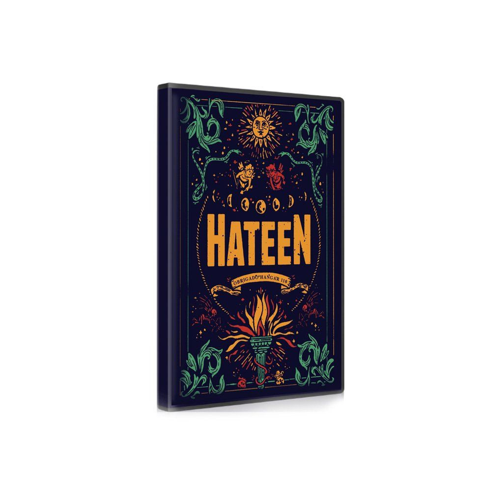 Hateen - Obrigado Hangar 110 [DVD Digipack]