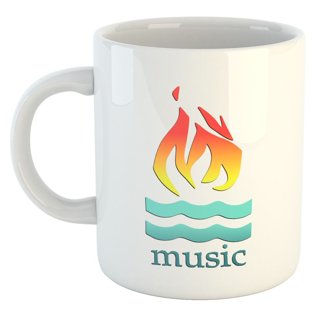 Hot Water Music - Sunset [Caneca]