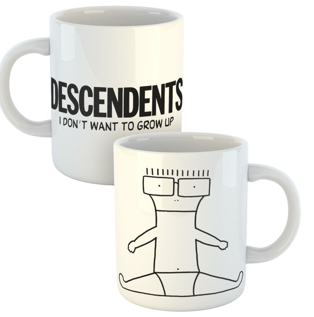 Descendents - I Don't Want To Grow Up [Caneca]