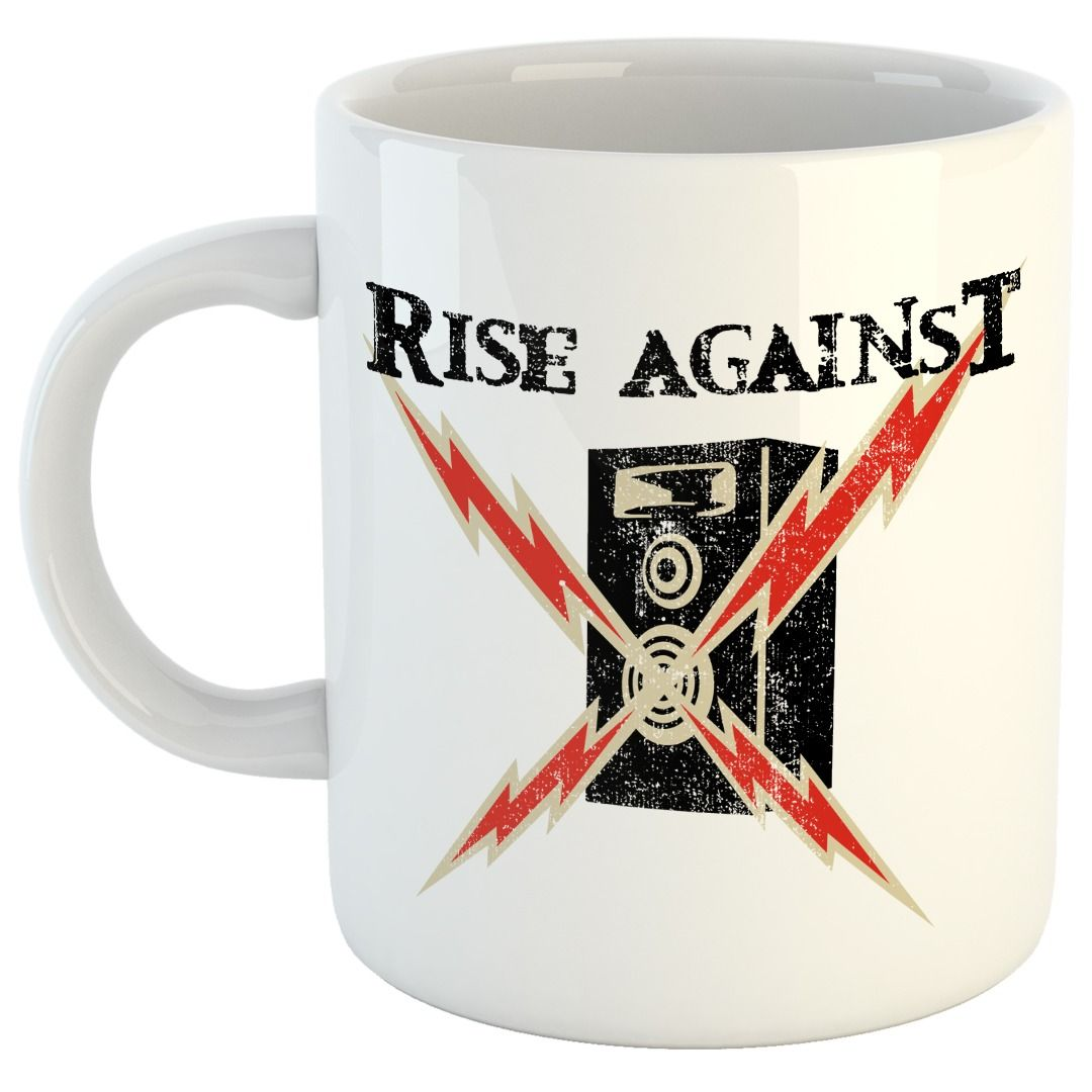 Rise Against - Siren Song [Caneca]