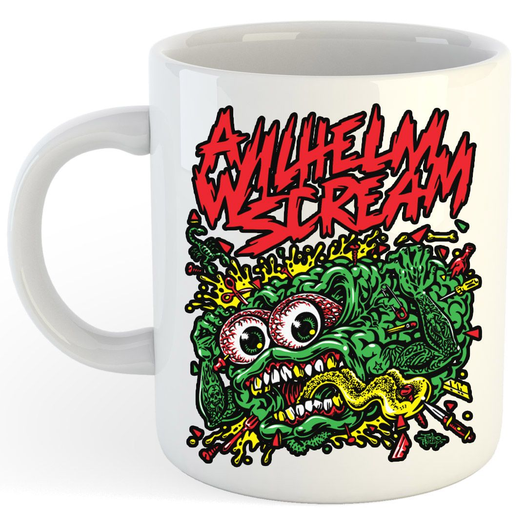 A Wilhelm Scream - Jimbo [Caneca]
