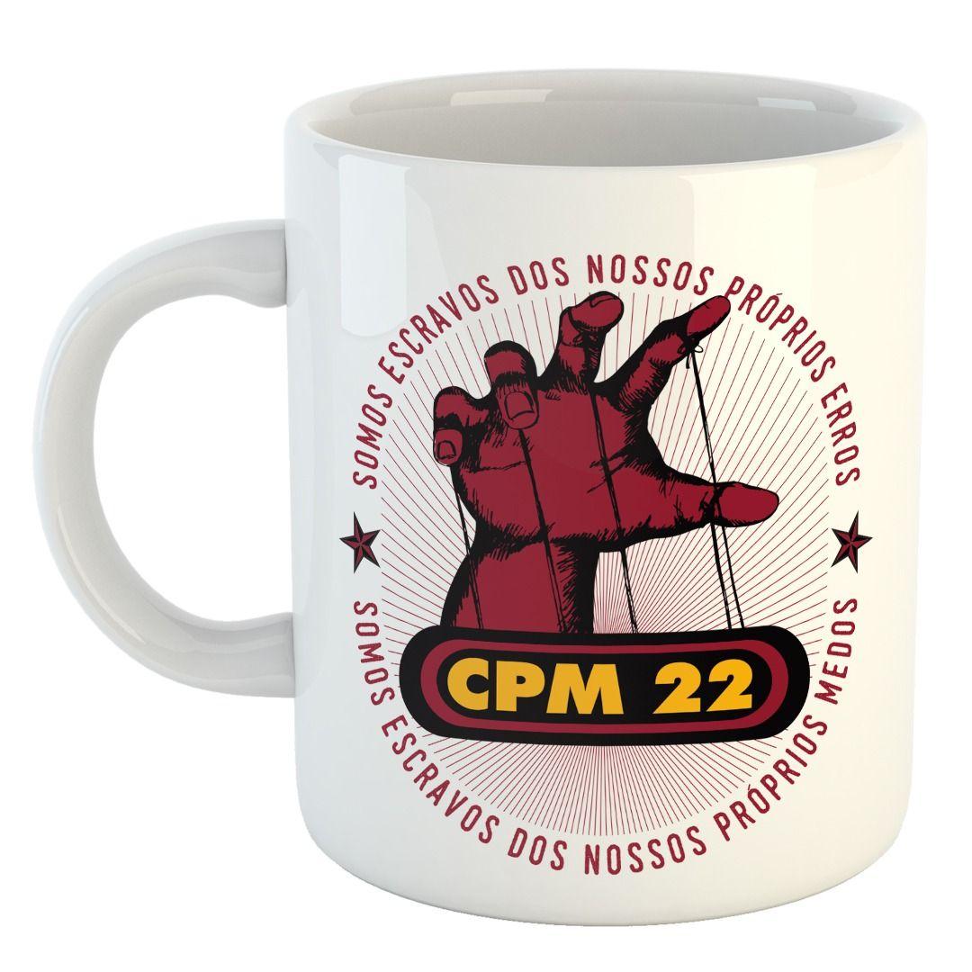 CPM 22 - Escravos dos Nossos Próprios Erros [Caneca]