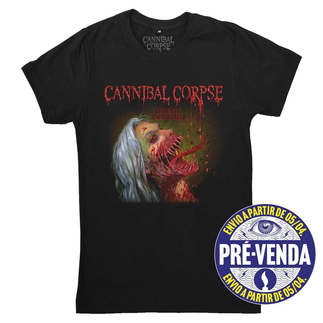 Cannibal Corpse - Violence Unimagined [Pré-Venda]