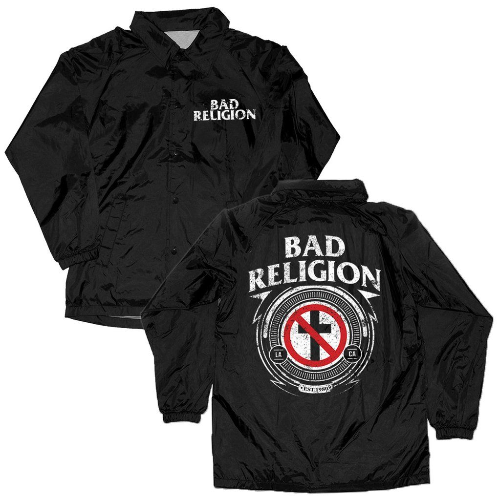 Bad Religion - Badge [Windbreaker]