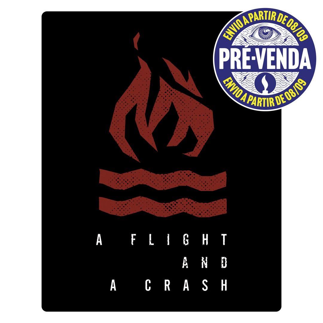 Hot Water Music - A Flight And A Crash [Adesivo]