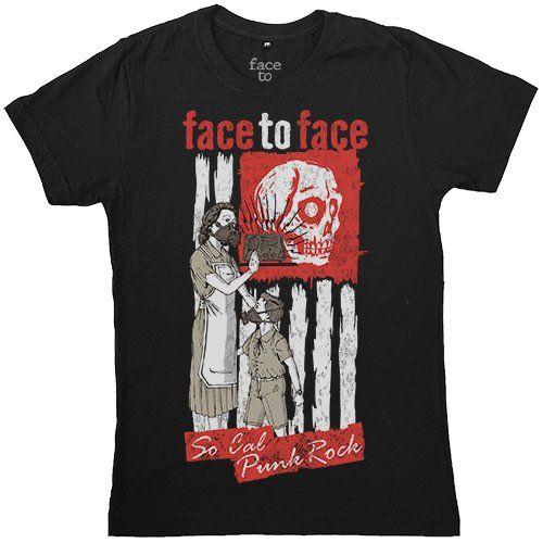Face To Face - Gasmask