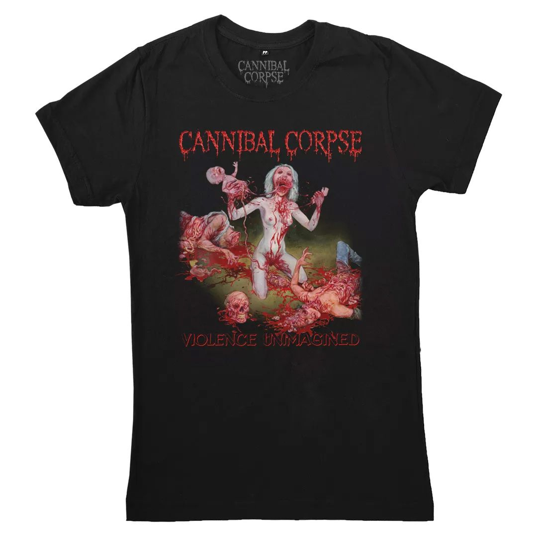 Cannibal Corpse - Violence Unimagined Uncensored