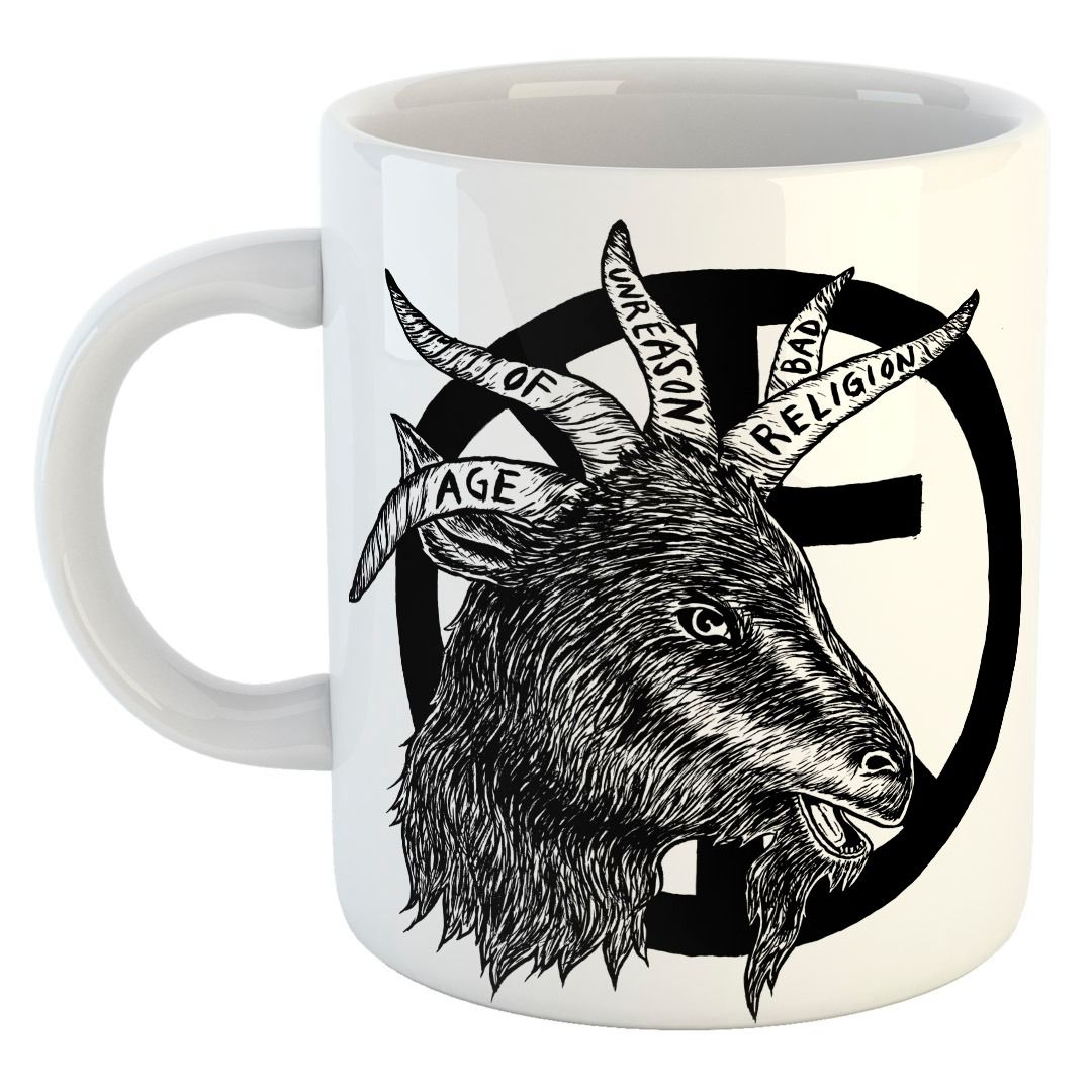 Bad Religion - Goat [Caneca]