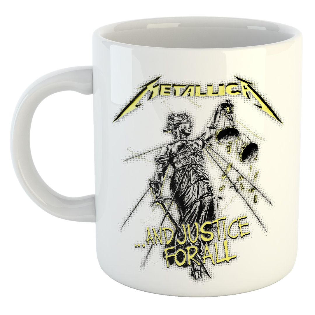 Metallica - ...And Justice for All [Caneca]