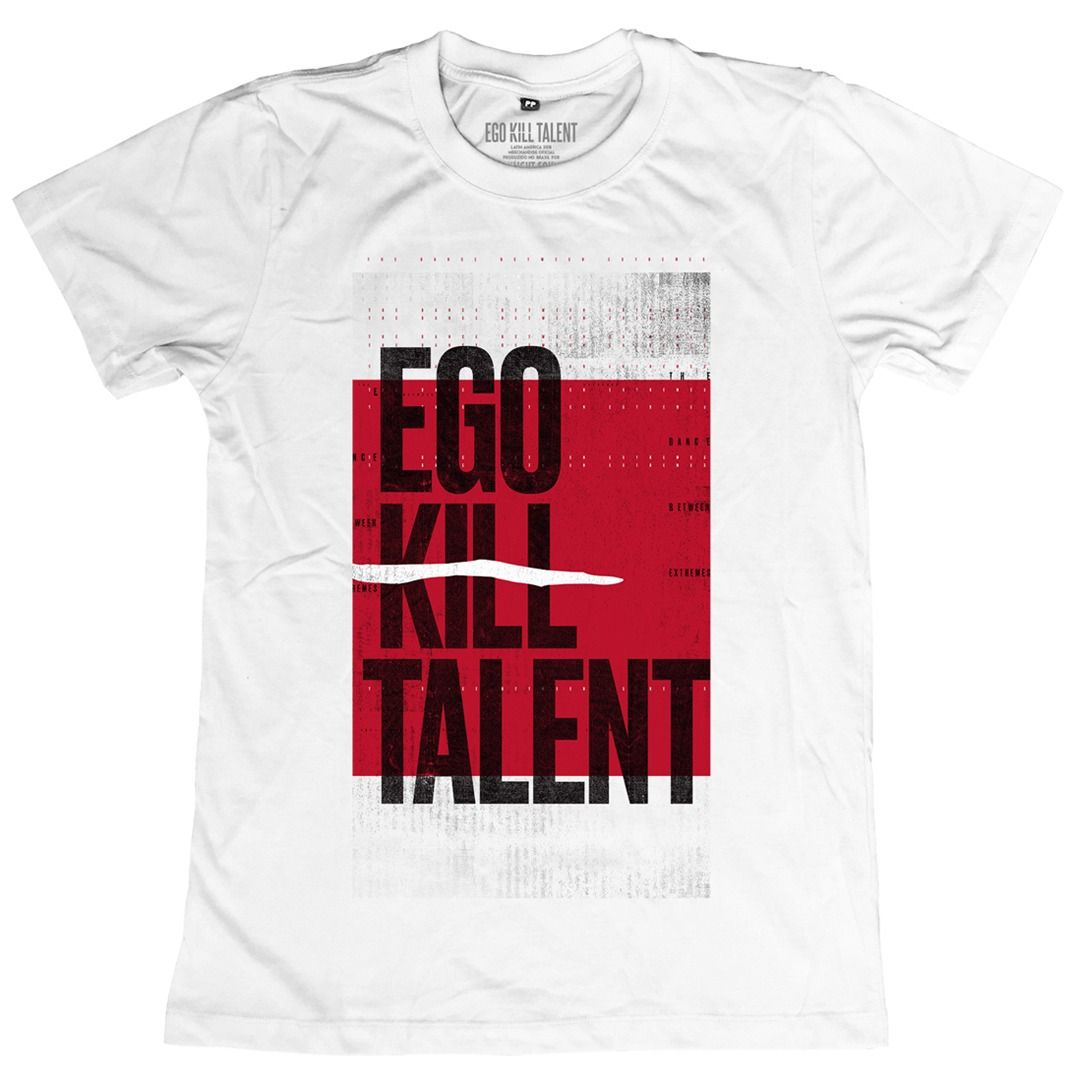 Ego Kill Talent - Red Block