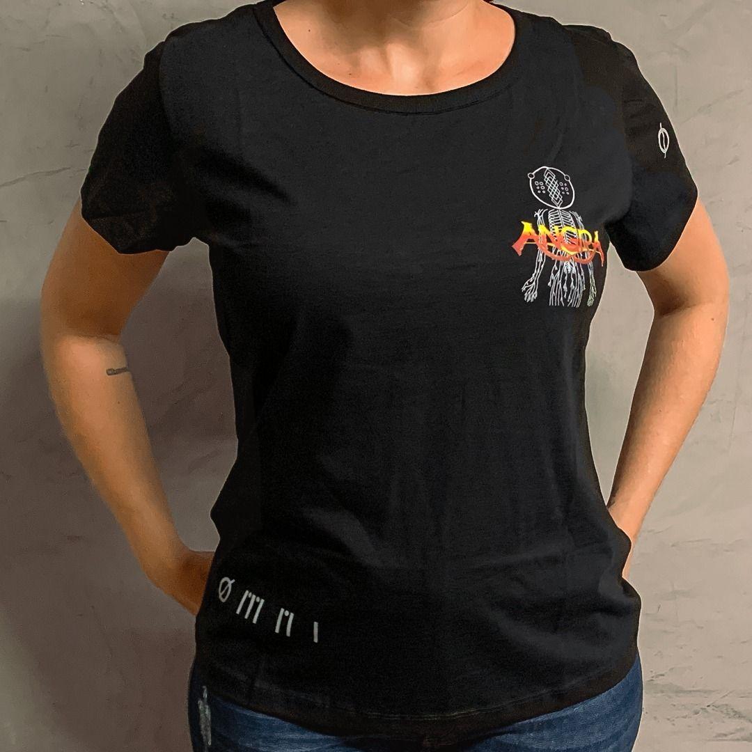 Angra - Omni Basic [Camiseta Feminina]