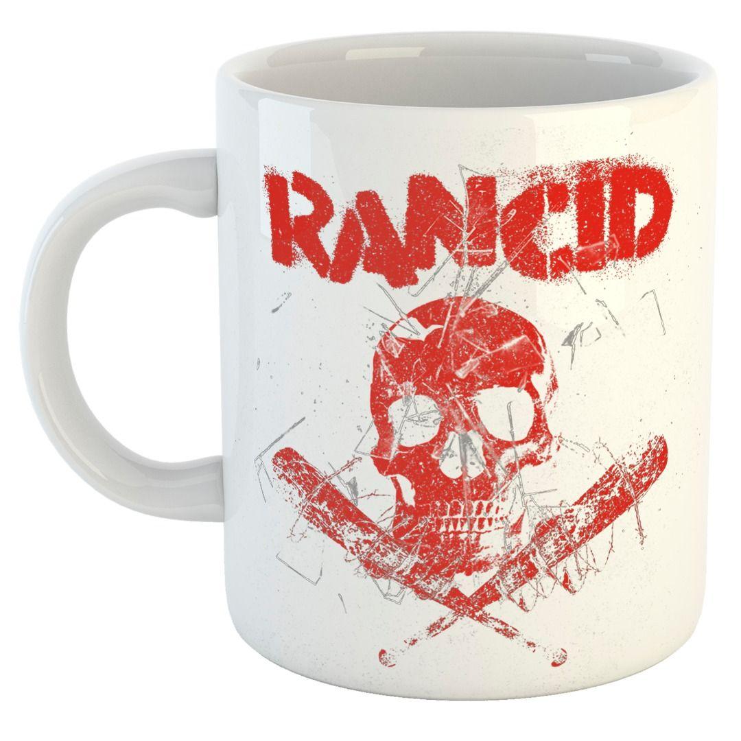 Rancid - Bats Red [Caneca]