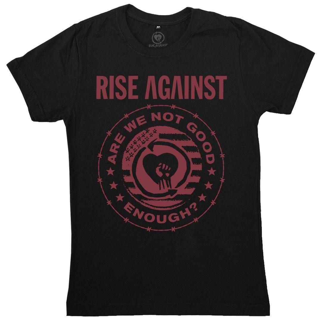Rise Against - Not Good Enough