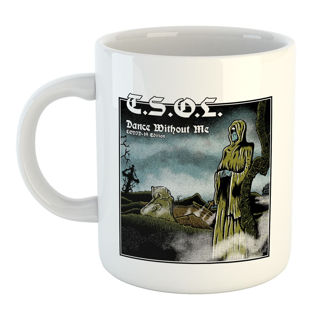 TSOL - COVID Dance Without Me [Caneca]