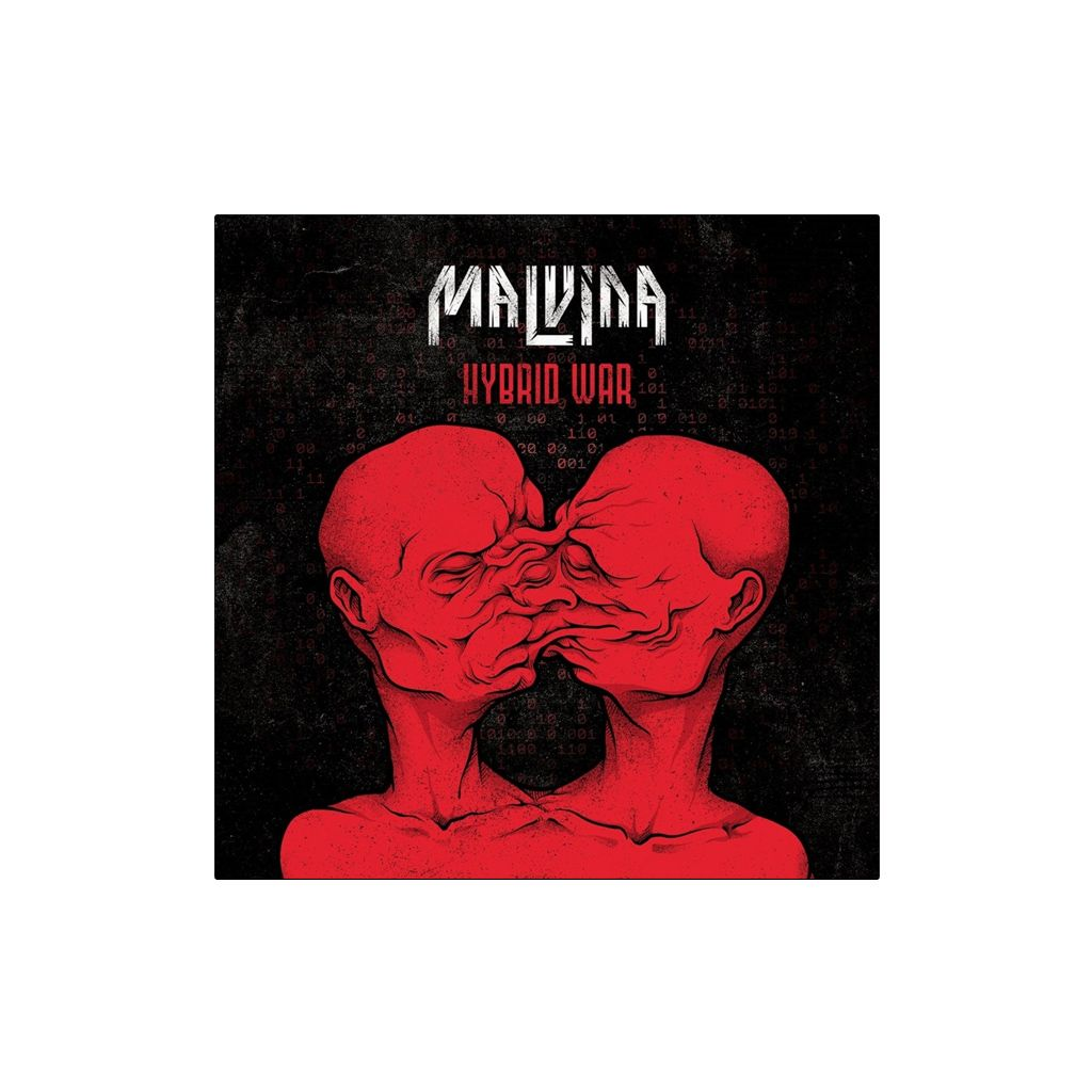 Malvina - Hybrid War [CD]