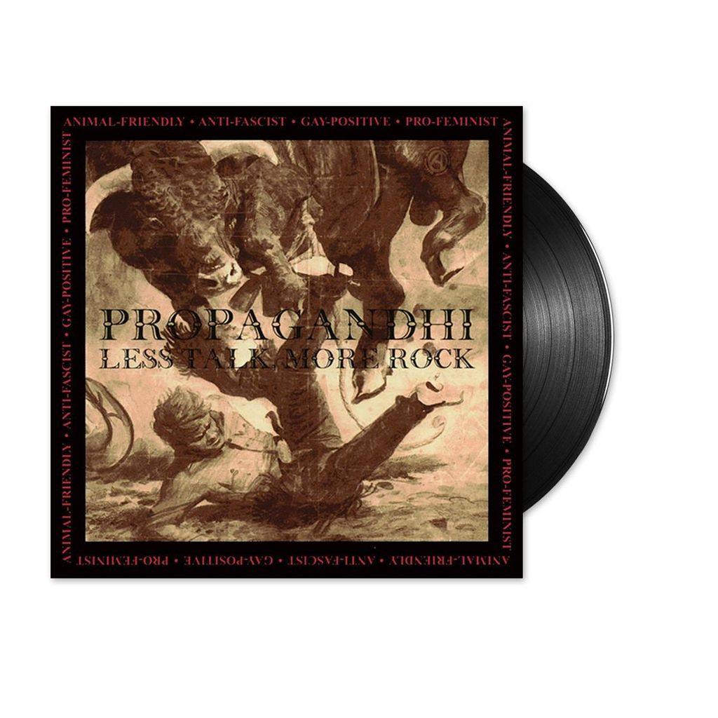 Propagandhi - Less Talk, More Rock [LP]