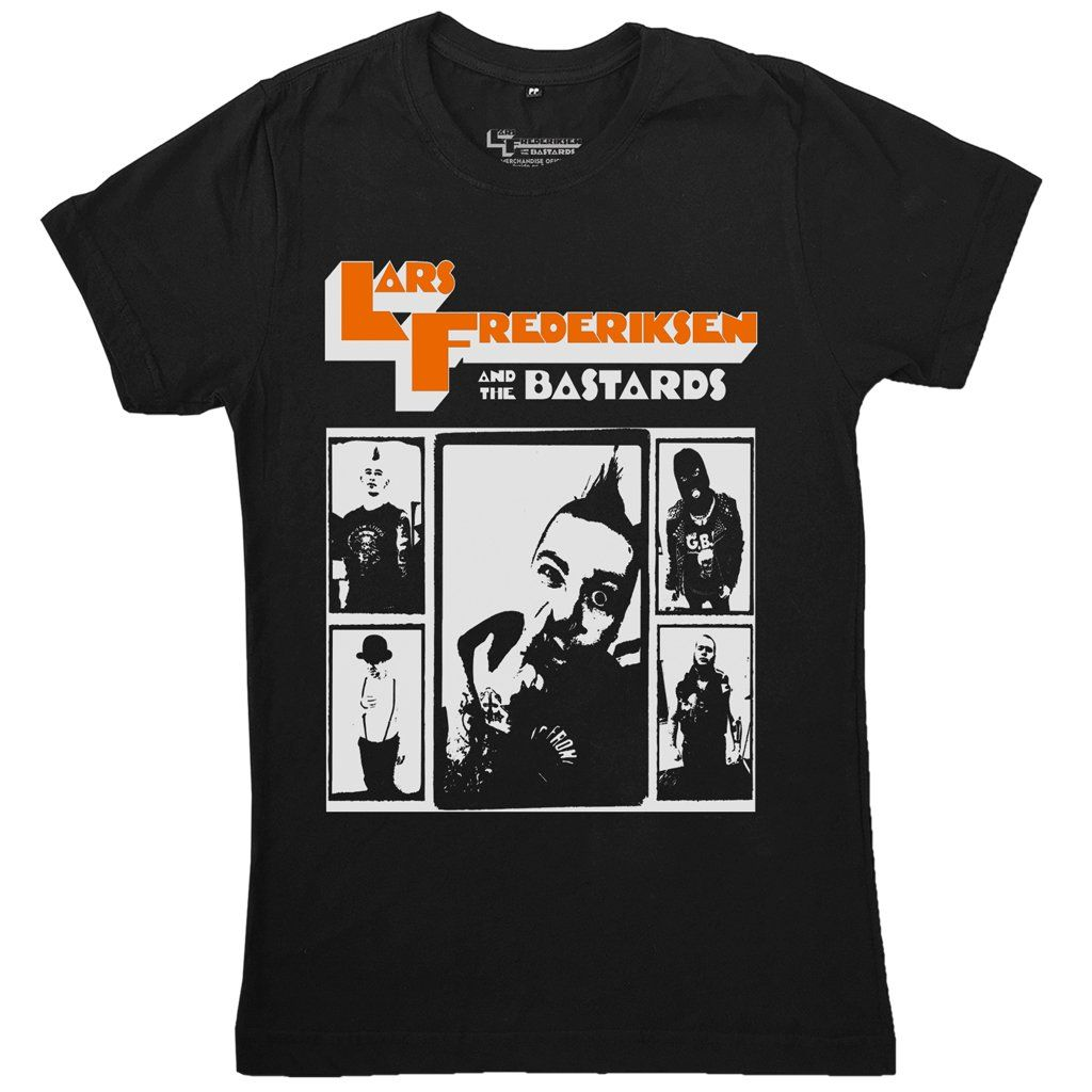 Lars Frederiksen and the Bastards - Clockwork Orange