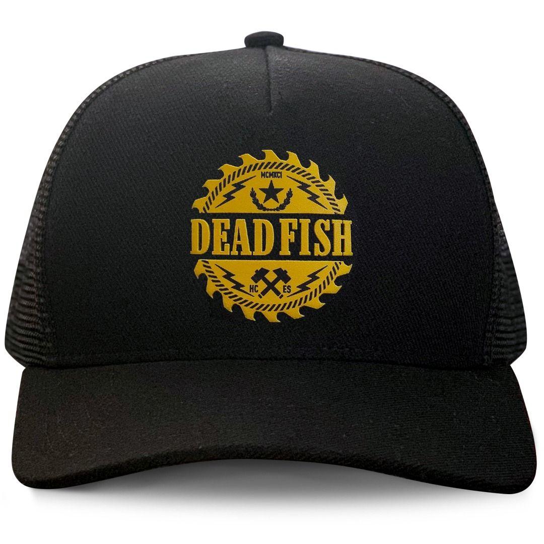 Dead Fish - Serra [Boné]
