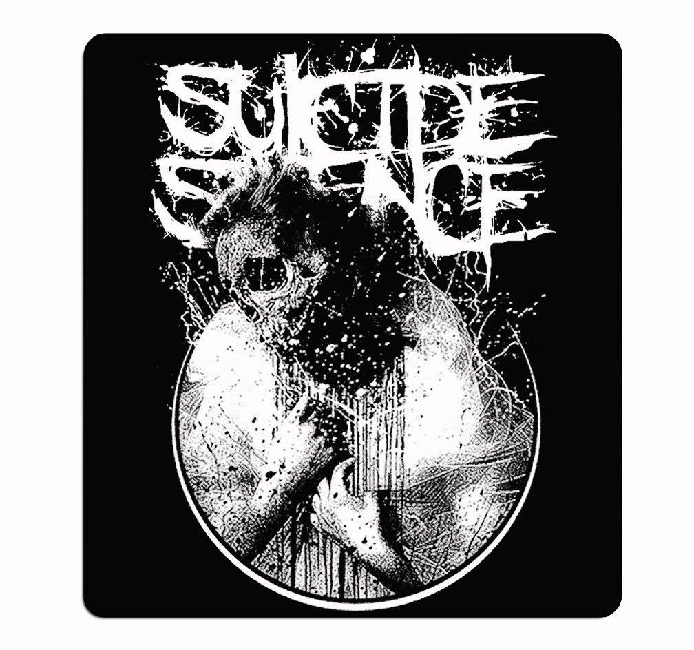 Suicide Silence - Decay [Adesivo]