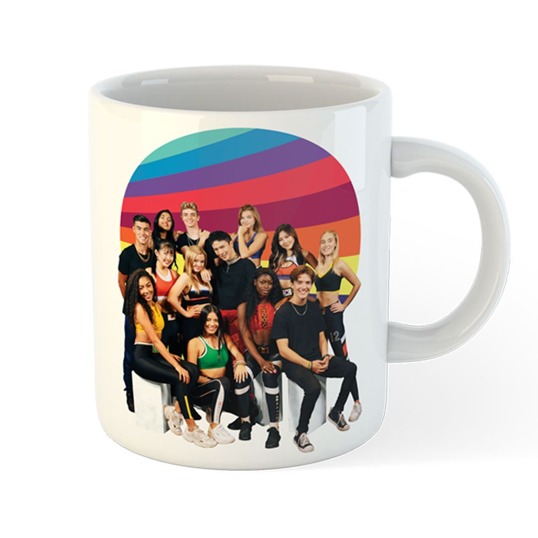 Now United - Dreams Come True Brazil 2019 [Caneca]