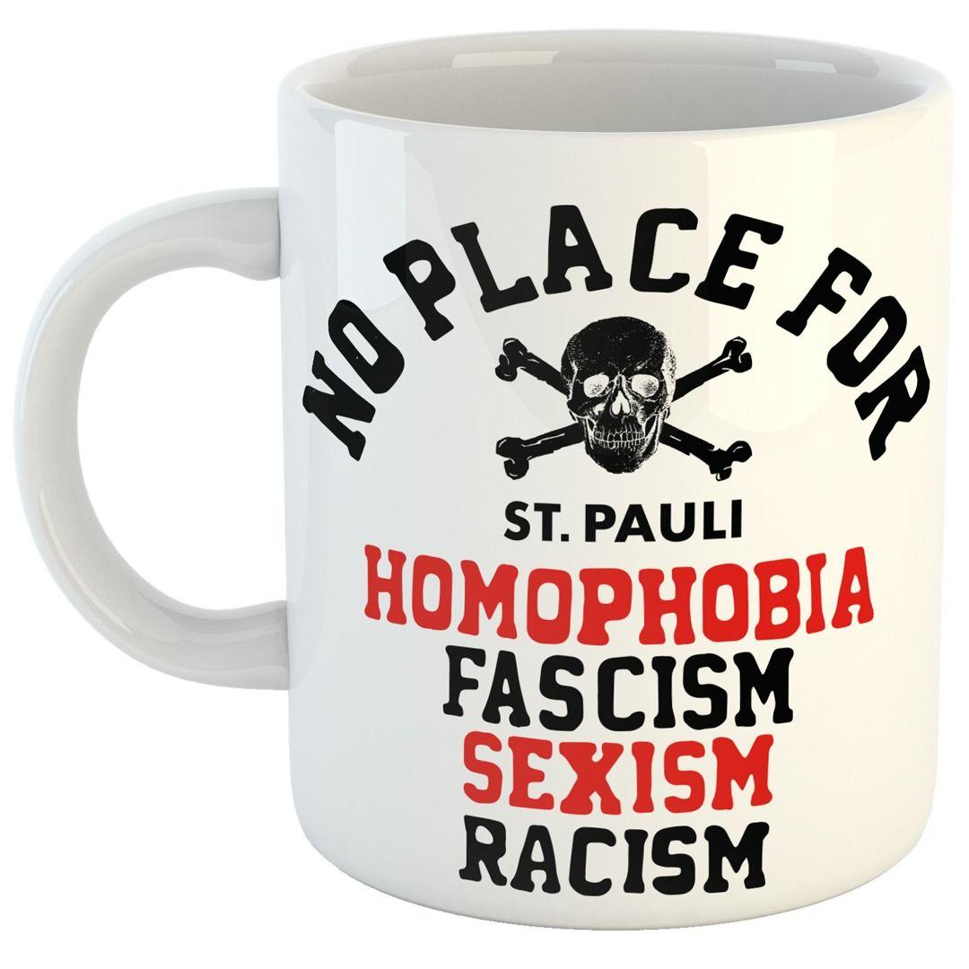 St. Pauli - No Place For [Caneca]