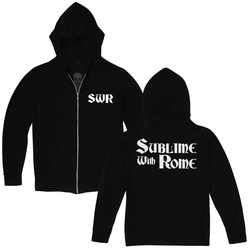 Sublime With Rome - Logo [Soft Hoodie]