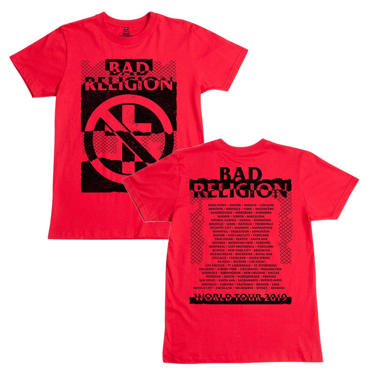 Bad Religion - Ripper Tour 2019