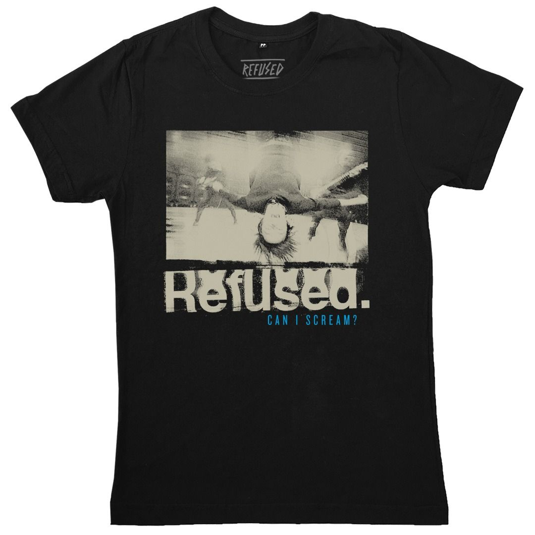 Refused - Can I Scream?