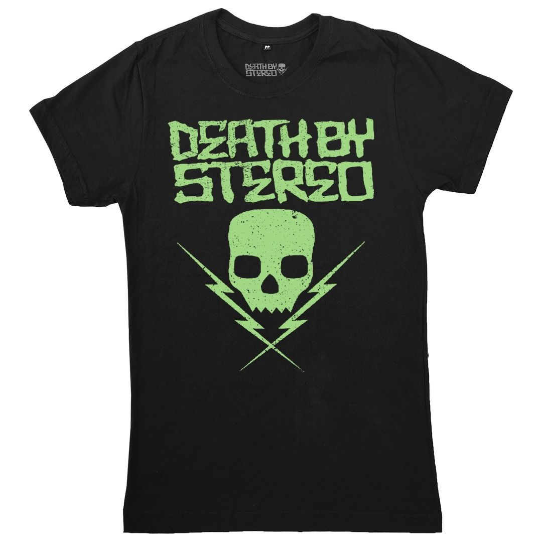 Death By Stereo - Skull Logo