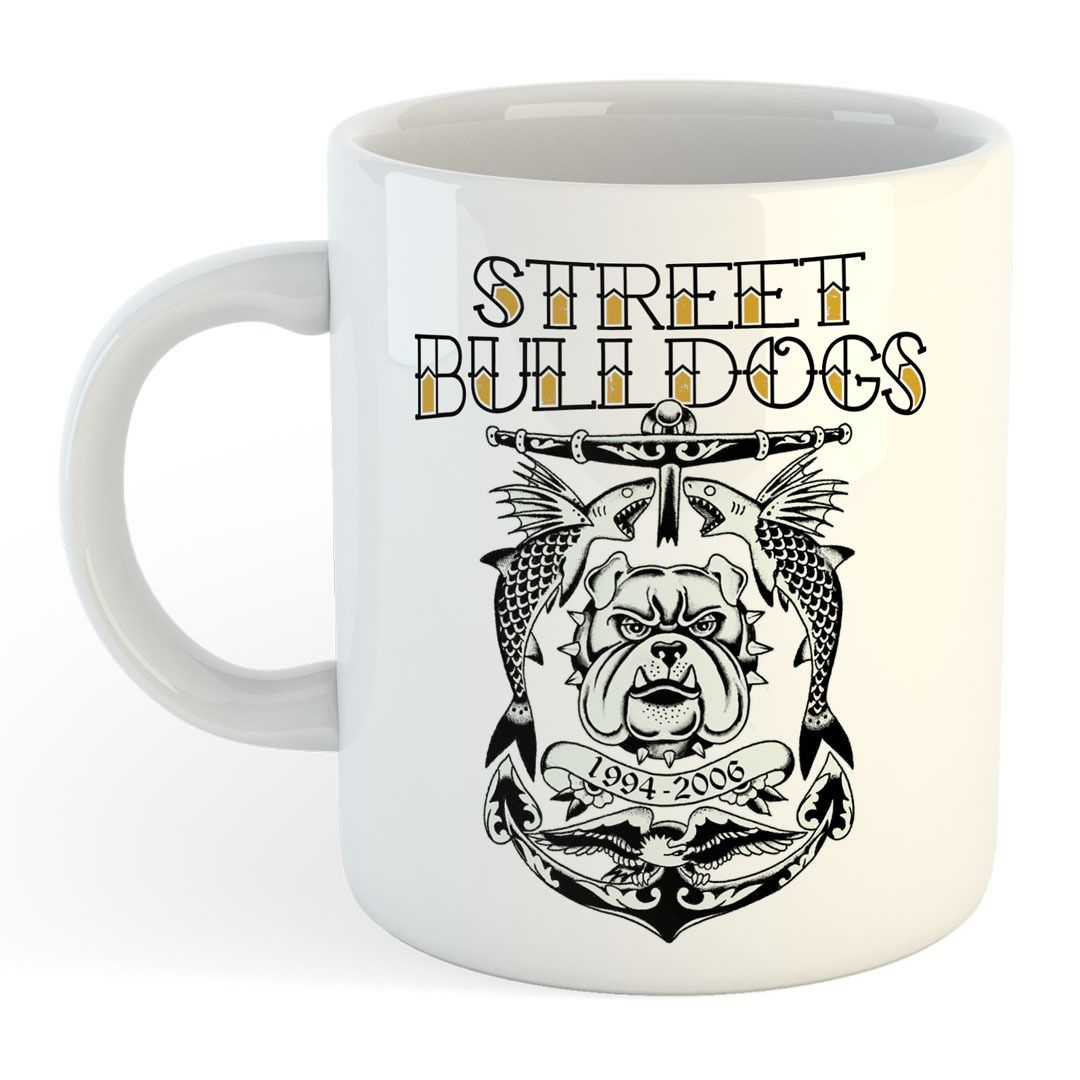 Street Bulldogs - Unlucky Days [Caneca]
